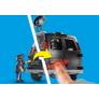 Kép 5/7 - Playmobil - City Action - Rendőrségi helikopter - Menekülő autós nyomában játékszett