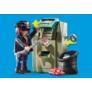 Kép 4/4 - Playmobil - City Action - Rendőrségi motor - Pénztolvaj nyomában játékszett