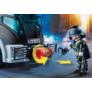 Kép 5/6 - Playmobil - City Action - Speciális Egység kamionja játékszett