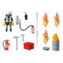 Kép 3/3 - Playmobil - City Action - Tűzoltó Ajándékszett játékszett