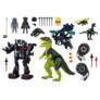 Kép 3/6 - Playmobil - Dino Rise - T-Rex - Az óriások ütközete játékszett