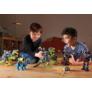 Kép 6/6 - Playmobil - Dino Rise - T-Rex - Az óriások ütközete játékszett
