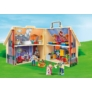 Kép 3/6 - Playmobil - Dollhouse - Hordozható családi ház játékszett