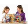 Kép 5/6 - Playmobil - Dollhouse - Hordozható családi ház játékszett