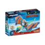 Kép 1/6 - Playmobil - Így neveld a sárkányodat - Dragon Racing - Astrid és Viharzó játékszett