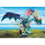 Kép 4/6 - Playmobil - Így neveld a sárkányodat - Dragon Racing - Astrid és Viharzó játékszett