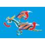 Kép 5/6 - Playmobil - Így neveld a sárkányodat - Dragon Racing - Astrid és Viharzó játékszett