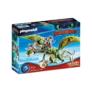 Kép 1/6 - Playmobil - Így neveld a sárkányodat - Dragon Racing -  Kőfej és Fafej, Töffel, Böffel játékszett