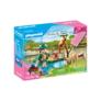Kép 1/3 - Playmobil - Family Fun - Állatkert Ajándékszett játékszett