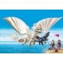Kép 3/4 - Playmobil - Így neveld a sárkányodat - Fényfúria bébisárkánnyal és gyerekekkel játékszett