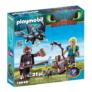 Kép 1/3 - Playmobil - Így neveld a sárkányodat - Hablaty és Astrid bébisárkánnyal játékszett