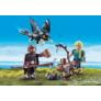 Kép 2/3 - Playmobil - Így neveld a sárkányodat - Hablaty és Astrid bébisárkánnyal játékszett