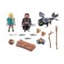 Kép 3/3 - Playmobil - Így neveld a sárkányodat - Hablaty és Astrid bébisárkánnyal játékszett