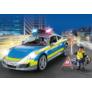 Kép 2/7 - Playmobil - Porche 911 Carrera 4S Rendőrség játékszett