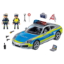 Kép 3/7 - Playmobil - Porche 911 Carrera 4S Rendőrség játékszett