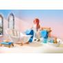 Kép 5/5 - Playmobil - Princess - Öltözőszoba fürdőkáddal játékszett