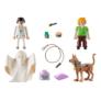 Kép 3/3 - Playmobil - Scooby-Doo! - Scooby és Bozont szellemmel játékszett
