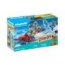 Kép 1/5 - Playmobil - Scooby-Doo! - Snow Ghost kaland játékszett