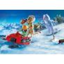 Kép 2/5 - Playmobil - Scooby-Doo! - Snow Ghost kaland játékszett