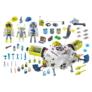 Kép 3/13 - Playmobil - Space - Marskutatók bázisa játékszett