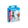Kép 1/3 - Playmobil - Special Plus - Szánkózó gyerekek játékszett