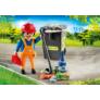 Kép 2/3 - Playmobil - Special Plus - Utcaseprő játékszett