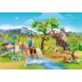 Kép 3/6 - Playmobil - Szilaj, a szabadon száguldó - Kihívás a folyónál játékszett