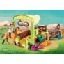 Kép 2/3 - Playmobil - Szilaj, a szabadon száguldó - Lucky és Szilaj boxa játékszett