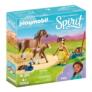 Kép 1/3 - Playmobil - Szilaj, a szabadon száguldó - Prudi lovacskákkal játékszett