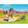 Kép 2/3 - Playmobil - Szilaj, a szabadon száguldó - Prudi lovacskákkal játékszett