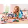 Kép 2/5 - Playmobil - Szilaj - Zabolátlanok - Miradero Lovasbolt játékszett