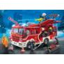Kép 2/7 - Playmobil - City Action - Tűzoltó szerkocsi játékszett