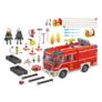Kép 3/7 - Playmobil - City Action - Tűzoltó szerkocsi játékszett