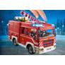 Kép 7/7 - Playmobil - City Action - Tűzoltó szerkocsi játékszett
