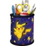 Kép 2/2 - Ravensburger 54 db-os 3D puzzle - Pokémon - Pikachu tolltartó (11257)