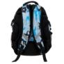 Kép 4/10 - Moro hátizsák, iskolatáska - kék-fekete (351928)