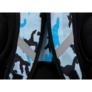 Kép 5/10 - Moro hátizsák, iskolatáska - kék-fekete (351928)