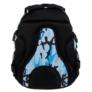 Kép 6/10 - Moro hátizsák, iskolatáska - kék-fekete (351928)