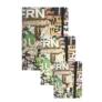 Kép 3/5 - Betűk gumis napló 15 x 20 cm (353148)