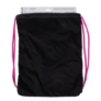 Kép 2/4 - Wave zsinóros hátizsák, tornazsák - Pink (373486)