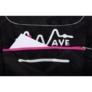 Kép 3/4 - Wave zsinóros hátizsák, tornazsák - Pink (373486)