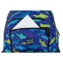 Kép 12/12 - Cápás ergonomikus hátizsák, iskolatáska - mellpánttal - Shark