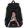 Kép 6/8 - Építőkockás ergonomikus iskolatáska, hátizsák - mellpánttal - On Blocks