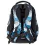Kép 5/14 - Focis ergonomikus hátizsák, iskolatáska mellpánttal - Gooal