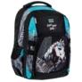 Kép 1/16 - Lovas ergonomikus hátizsák, iskolatáska - Boho