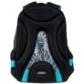 Kép 2/16 - Lovas ergonomikus hátizsák, iskolatáska mellpánttal - Boho