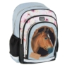 Kép 1/8 - Lovas ergonomikus iskolatáska, hátizsák - Horse