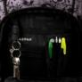 Kép 2/4 - Focis ergonomikus hátizsák, iskolatáska - mellpánttal