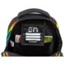 Kép 5/12 - Szivárványos ergonomikus hátizsák, iskolatáska mellpánttal  - Rainbow