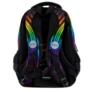 Kép 7/12 - Szivárványos ergonomikus hátizsák, iskolatáska mellpánttal  - Rainbow